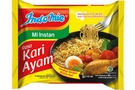 Mi Goreng Rasa Kari Ayam (Chicken Curry Flavor Instant noodles) - 2.82oz [10 units]