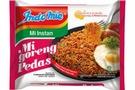 Mi Goreng Pedas (Instant Hot Fried Noodles) - 2.82oz