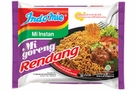 Mi Goreng Rendang (Spicy Beef Flavor Fried Noodles) - 2.82oz [15 units]
