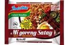 Mi Goreng Satay (Satay Fried Instant Noodles) - 2.82oz