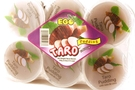 Pudding with Nata de Coco (Taro (yam) Flavor / 6-ct) - 21oz