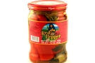 Buy Red Pepper in Brine and Oil - 20oz