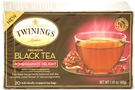 Buy Twinings Black Tea (Pomegranate Delight) - 1.41oz