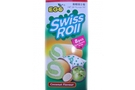 Swiss Roll (Coconut Flavor/8-ct) - 6.2oz