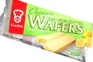Cream Wafers (Lemon Flavored) - 7oz [ 6 units]
