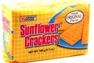Sun Flower Crackers (Original Flavor) - 5.7oz [12 units]