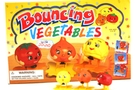 Buy GS Bouncing Vegetable Toys - 24 pcs