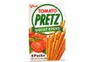 Pretz Biscuit Stick (Tomato Flavor / 4-ct) - 3.17oz [12 units]