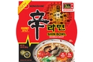 Bowl Noodle Soup (Shin Bowl- Gourmet Spicy) - 3.03oz [6 units]
