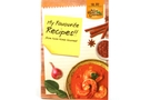 Buy My Favourite Recipes Book by Asian Home Gourmet