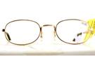 Reading Glasses (Gold Frame) - Power +1.25