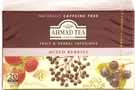 Buy Ahmad Tea London Mixed Berries Fruit & Herbal Infusion Tea (20-ct) - 1.41oz