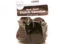 Buy Dutch Licorice Hard - Sweet (Coins) - 3.5oz