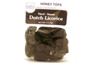 Dutch Licorice Hard & Sweet (Honey Tops) - 3.5oz