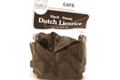 Dutch Licorice Hard - Sweet (Cats) - 3.5oz [6 units]
