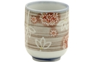Buy Yamaman Cup With Painted flowers - 4.7oz