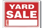 Buy Yard Sale Sign (9 inch X 12 inch)