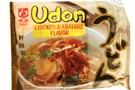 Udon (Chicken & Abalone Flavor) - 7.22oz