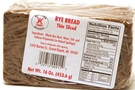 Rye Bread (Thin Sliced) - 16oz