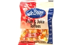 Fruit & Juice Toffees (Sugar Free Candy) - 3.5oz [3 units]