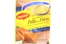 Sopa Sabor a Pollo con Fideos (Chicken Flavored Pasta Soup Mix) - 2.11oz [3 units]