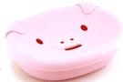 Buy Daiso Soap Dish Pig Shaped (Pink)