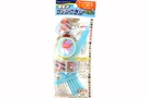 Buy JPC Rotary Sash Brush with Cleaning Stick (Blue)
