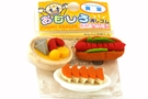 Buy JPC Funny Eraser (Restaurant Style) - 3 pcs/ pack