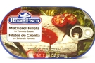 Buy Mackerel Fillets in Tomato Sauce - 7.05oz