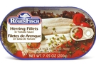 Buy Herring Fillets in Tomato Sauce - 7.05oz
