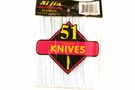 Buy GS Disposable Knives - 51pcs/pack
