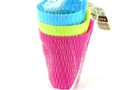 Tumblers with built-in straws (Assorted Colors - 3pcs) [ 6 units]