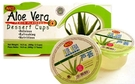 Aloe Vera Dessert Cups (Peach Flavored / 2 cups) - 14oz [3 units]
