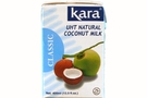 Clasic Coconut Milk (UHT Natural) - 13.5 fl oz [12 units]