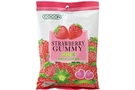 Gummy Strawberry (with 100% Strawberry Juice) - 3.53oz