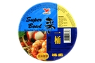 Super Bowl (Shrimp Fish Flavor Noodles) - 4.16oz [6 units]