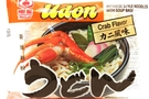 Buy Udon Crab Flavor (Japanese Style Noodle with Soup Base) - 7.22oz