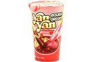 Yan Yan Double Cream Dip (Strawberry & Chocolate Cream) - 1.55oz [20 units]