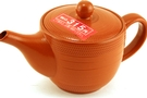 Buy Tea Pot Ceramic with Lid and Tea Leaves Screen (SHUDEI)
