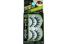 Buy False Eyelashes Type #16 (Long Cross 10 cm) - 1 Set