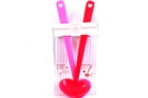 Buy Heart Ladle and Perforated Ladle - 2pcs/pack