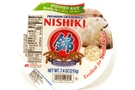 Buy Nishiki Cooked Steamed White Rice (Microwable in 1 min & 30 sec) - 7.4oz