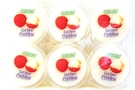 Buy Lychee Pudding with Nata De Coco (6-Cups) - 24.95oz