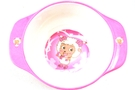 Buy Melamine Kids Bowl (Pink Taurus)