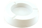 Buy Ashtray Round (White Color) - 5 inch