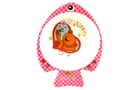 Buy GS Melamine Fish-Shaped Childrens Bowl (Pink Bear)