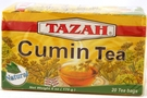 Buy Tazah Cumin Tea Bags - 6oz