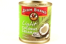 Coconut Cream Light (Full Taste with 44% Less Fat) - 9fl oz