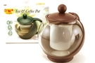 Buy Helperware Tea & Coffee Pot with Plastic Tea leaves filter - 700 ml