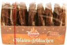 Buy Wicklein Oblaten Lebkuchen with Chocolate - 7oz